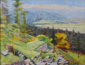 J.Stepanek - Summer landscape