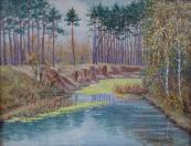 Vojtech Churan - Forest brook