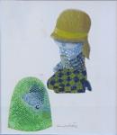 Jan Kudlacek - Child and butterfly in the net