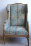 Armchair in Louis XVI. style