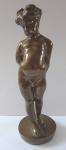 Stojící nahý chlapec - Rodin