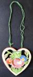 Larger heart with rose - Frantisek Mica, Klentsch
