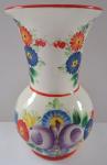 Ceramic vase with flowers - Jakub Frei, Klentsch