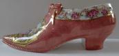 Porcelain shoe, the gallant pair - Schlegelmilch, Suhl