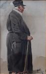 Salomon Emanuel z Friedbergu - Pan Farář