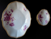 Bowl with five small bowls - Meissen