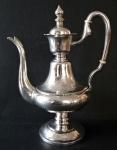 Stříbrná konvička v arabském stylu - Ludwig Rühle, Vídeň