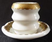 Porcelánový stojánek na párátka - Schlegelmilch, Tillowitz