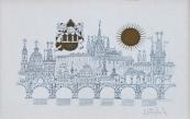 Jiří Švengsbír - Pražský Hrad a Karlův most