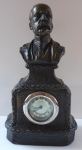Table clock with T. G. Masaryk