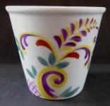 Menší porcelánový květináč - Rosenthal