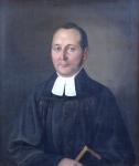 Alexandr Frant. ( Míroboh ) Bělopotocký ( Fejérpataky ) - Portrét kněze