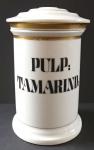 Porcelánová lékovka - Pulp. Tamarind