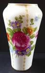 Vázička s růží a květinami - Rosenthal, Luise
