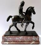 Socha bojovníka na koni, Cavaliere - podle Andrea Il Riccio