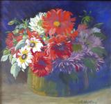 Anina Nejtková - Kytice pestrých květů