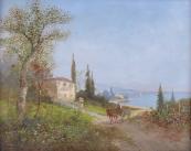 Georg Fischhof - Capri