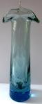 Modrá váza se vzduchovými bublinkami - Karel Wünsch, rok 1971
