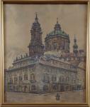 František Pelíšek - Malostranské náměstí