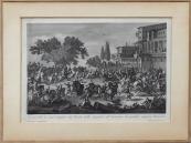 Giacomo Leonardis - Turnaj Turků v Konstantinopoli