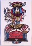 Josef Liesler - Ex libris Ing. V. Zděnovec