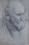 Karel Javůrek - Portrét renesančního staršího muže