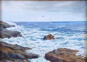 František Mracký - Mořské pobřeží