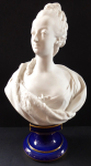 Bysta, Marie Antoinetta - Sévres