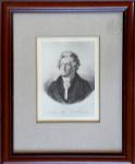 Ludwig van Beethoven - portrét