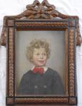 Portrét chlapce s mašlí