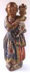 Panna Maria Svatohorská s jednou korunou