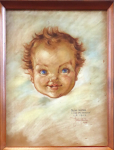 Ferdinand Fiala - Hlavička dítěte