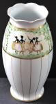 Váza s tanečnicemi, secese - Stará Role