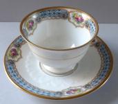 Moka šálek s ornamentálním horním pásem - Rosenthal