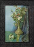Marinka Tomanek - Květy ve váze