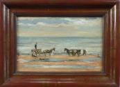 Alois Moravec - Na pláži