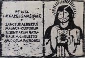 Alena Antonová - PF 1974 Dr. Karel Samšiňák