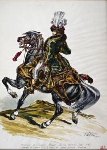 Joachim Murat - král neapolský
