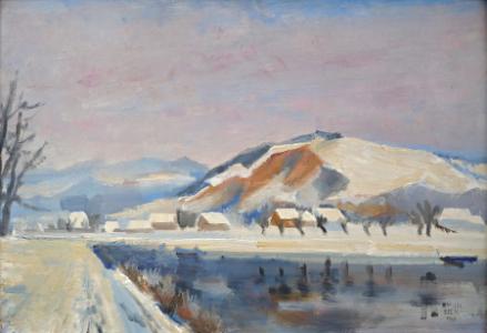 Klecánky v zimě