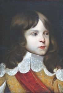 Portrét malého šlechtice