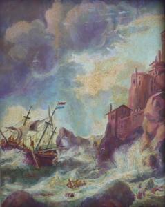Claude Joseph Vernet , Ztroskotání - kopie