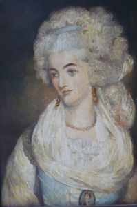 John Russel - Portrét dámy , kopie