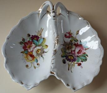Mísa dvoudílná porcelánová