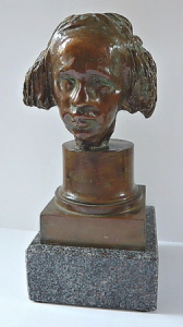 Ladislav Šaloun - Hlava černošky