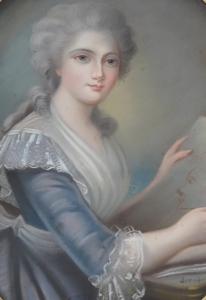 Simon Bernard Lenoir - Portrét mladé malířky  (3).JPG