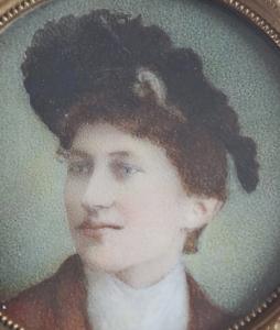 Sošková - Portrétní miniatura ženy s příčeskem (3).JPG