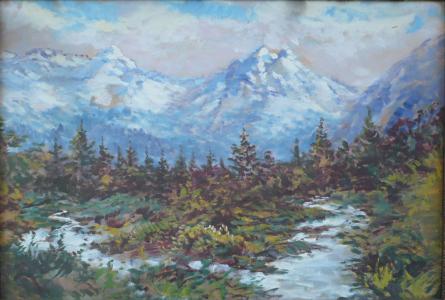 Emanuel Bakla - Tání v horách (2).JPG