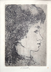 Ludmila Jiřincová - Portrét dívky (2).JPG