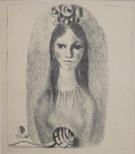 Karel Svolinský - Dívka s květy (2).JPG