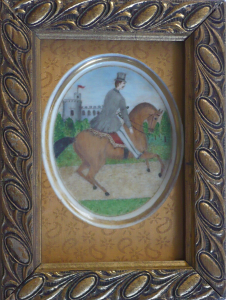 Jezdec na koni - Hohenberg a.d.Eger , Německo (1).JPG